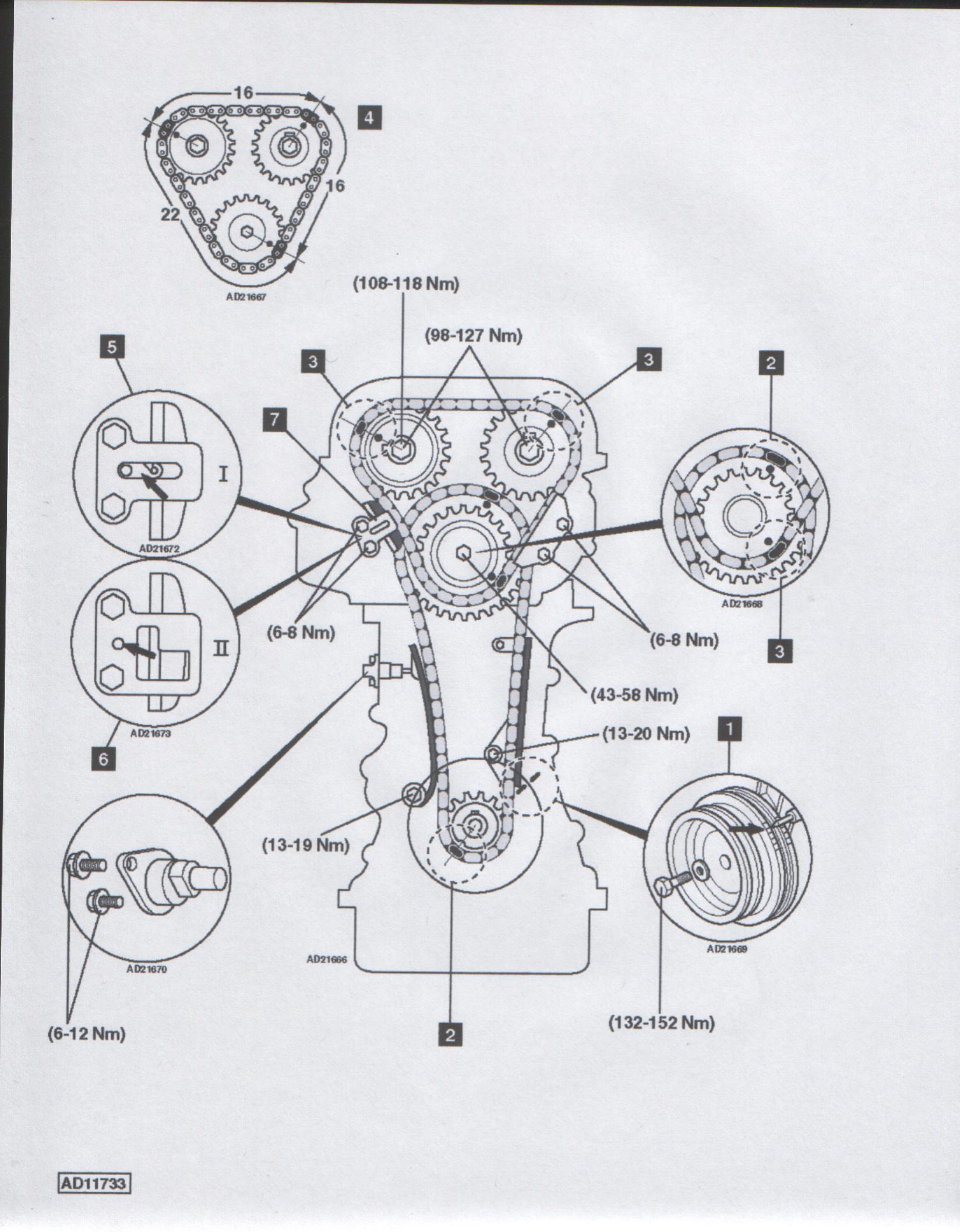 i have a nissan lucinda  primera gd 15 motor it is timing