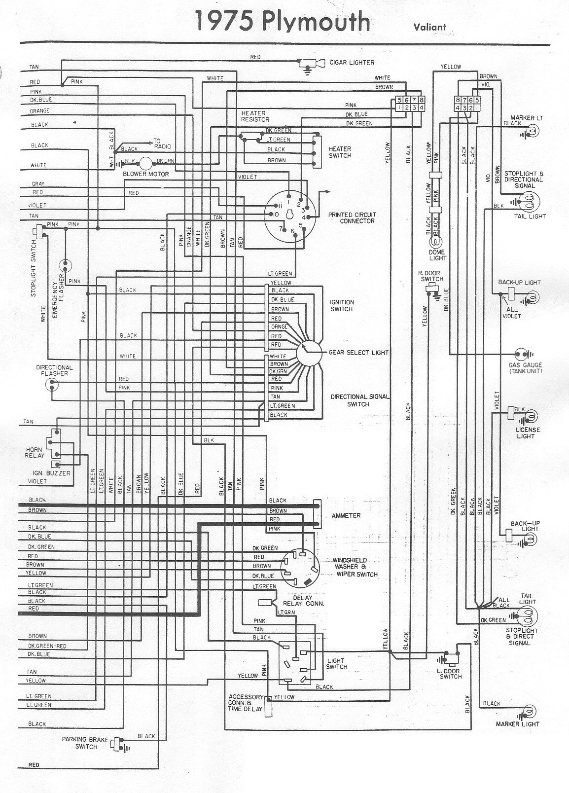 1998 Lincoln Continental Thermostat Diagram