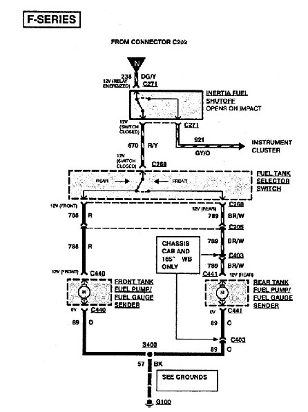 ford truck fuel system diagram ford taurus fuel system diagram #12