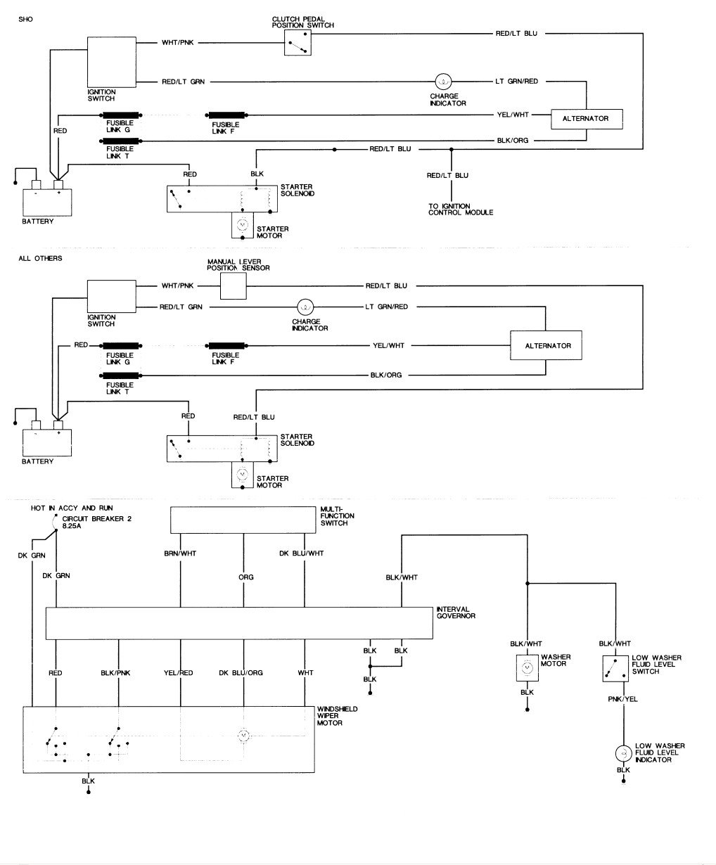 Wiring Diagram For 1992 Ford Taurus Books Of 01 Ses Need To Find The On A