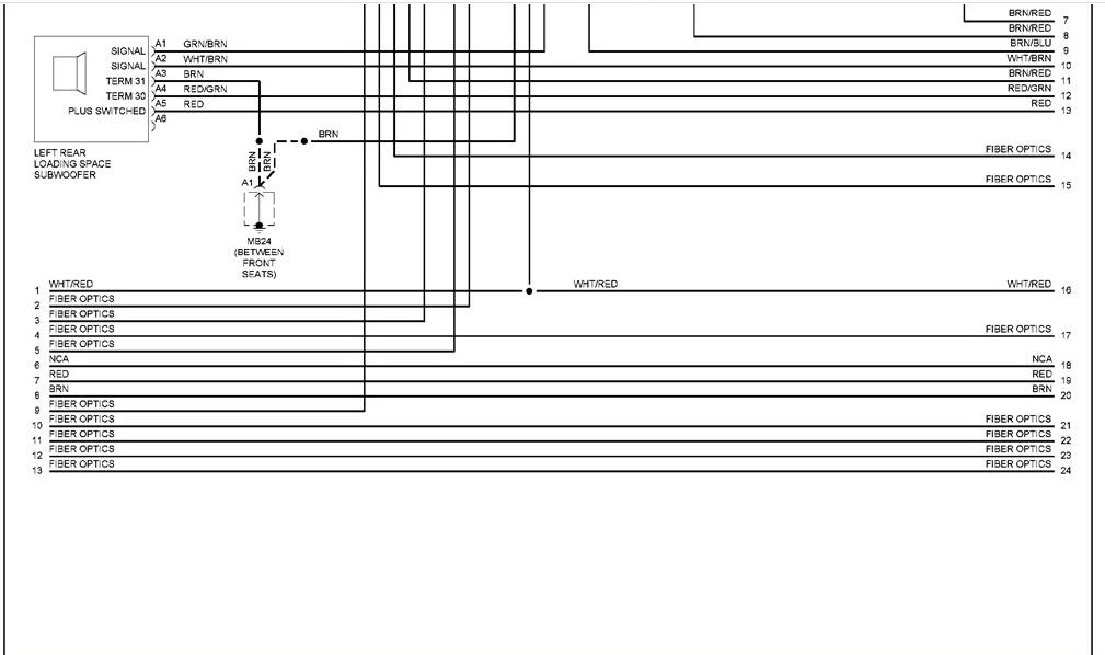 I Need The Wiring Schematic For 2004 Porsche Cayenne S Radio System