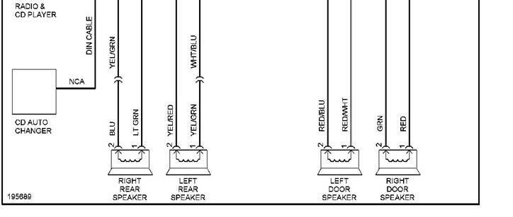 2002 mitsubishi lancer oz rally radio wiring diagram wiring 2008 mitsubishi lancer stereo wiring diagram schematics and