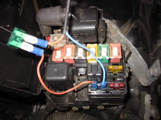 1988 mazda 323 i need a fuse box diagram graphic