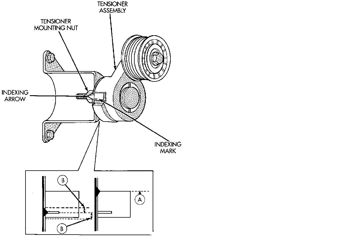 2004 dodge ram 1500 belt pulleys