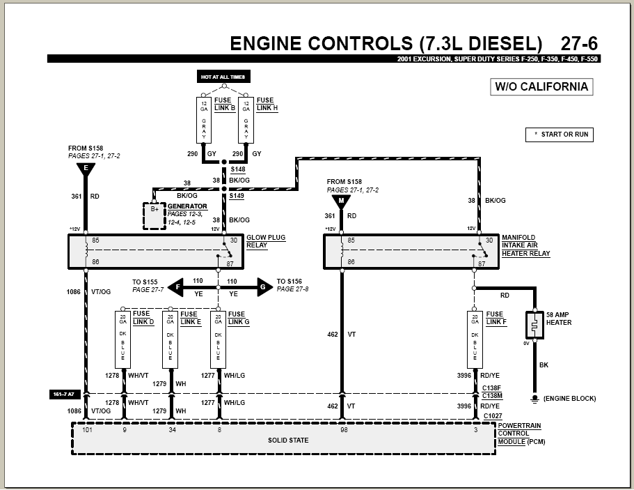 Need To Know Location Of Manifold Intake Air Heater