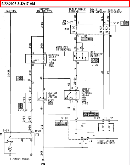 wiring diagram for 2003 mitsubishi eclipse  u2013 powerking co