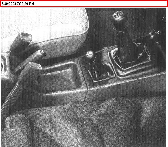 Manual Transmission Diagram 4 Kia Sportage 2001 5 Speed