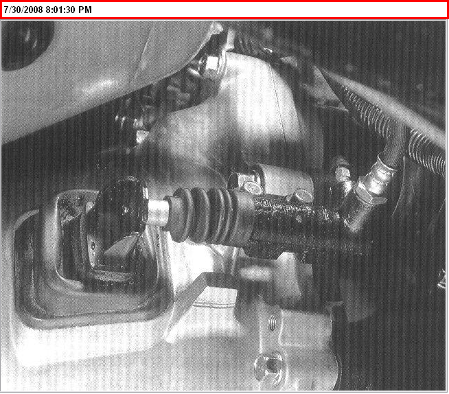 Manual Transmission Diagram 4 Kia Sportage 2001 5 Speed And How To Remove Trans