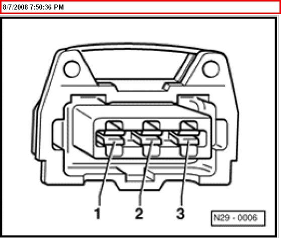 1996 jetta po341 code cam sensor  replaced still have code