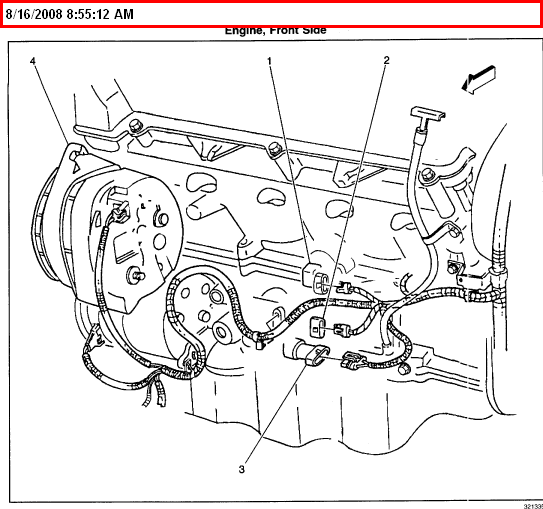 [How To Remove Alternator On A 2008 Cadillac Sts]
