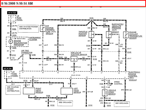 1990 Lincoln Town Car Stereo Wiring Diagram : Service manual diagram lincoln town car wiring