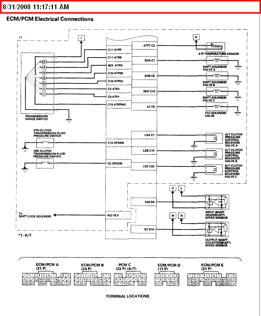 Need Wiring Diagram For An 03 Honda Accord Ex V6 4 Door