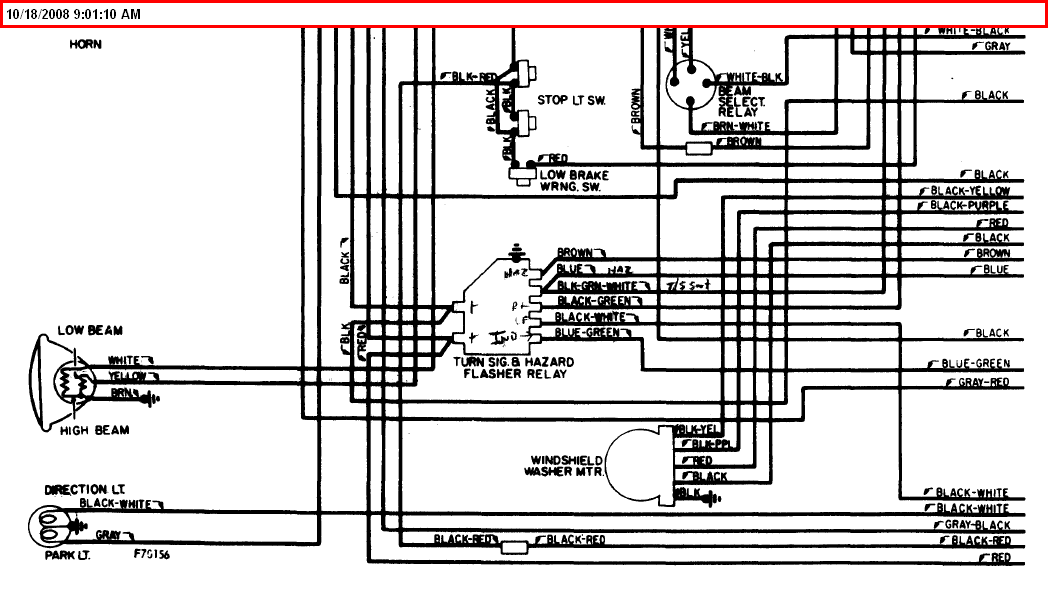 Ignition Wiring Diagram On Dune Buggy