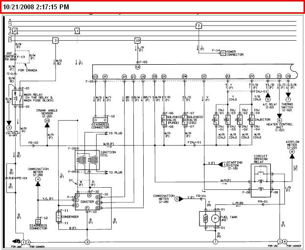 miata ignition wiring diagram image 1990 mazda miata emissions electrical wiring diagram maf sensor etc on 1990 miata ignition wiring diagram