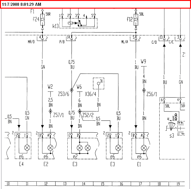 Dodge Caravan Fuse Box Location moreover 1701579 Primaut De Clignotement Lors Du Verrouillage 2 in addition 2006 Ford F250 5 4 Fuse Box Diagram together with Genuine Mercedes Parts Catalog together with T23214610 Mercedes ml350 camshaft position bank 2. on 06 mercedes ml350