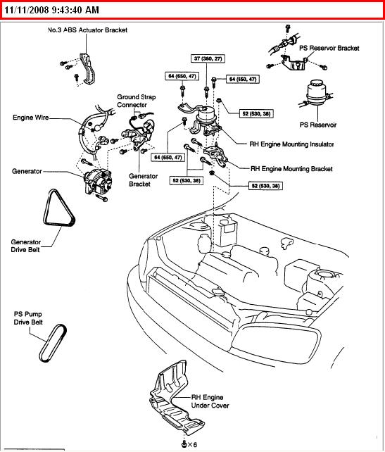 jeep xj water pump diagram html