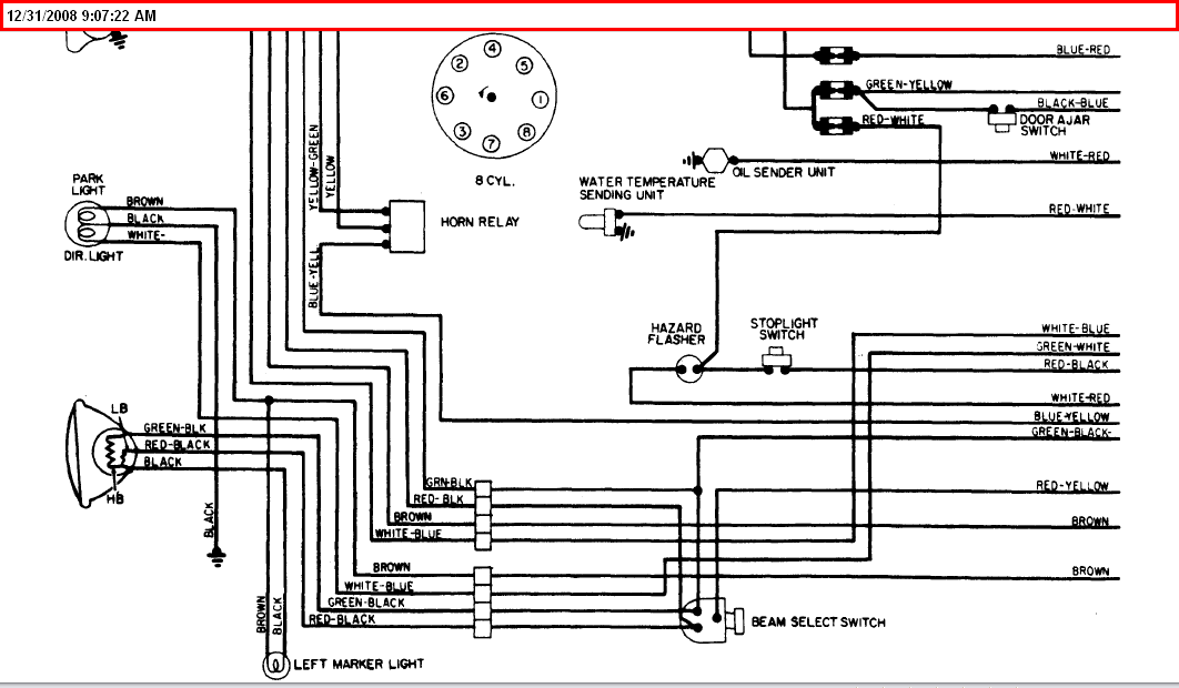 i need wiring diagram for a 1974 ford f250 graphic