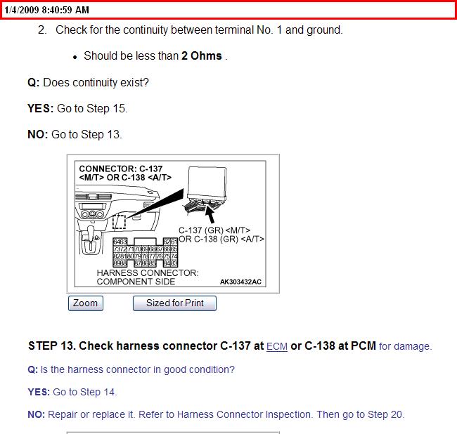 "Camshaft Position Sensor ""A"" Circuit Bank 1 Or"