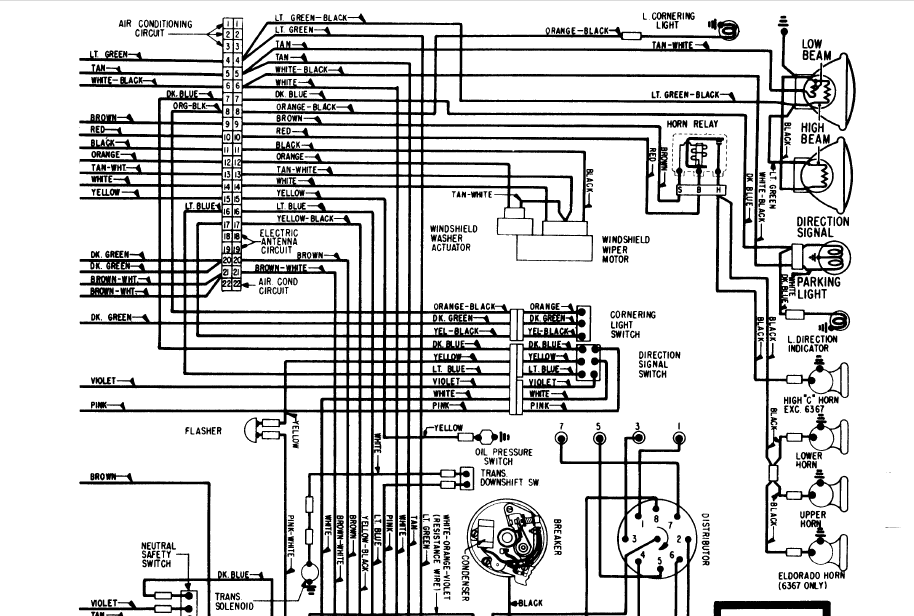 1966 plymouth belvedere wiring diagram 1966 plymouth plymouth fury wiring diagram plymouth fury wiring diagram