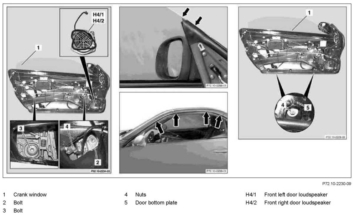how to adjust passenger window regulator in 2000 slk also took off door panel and now interior. Black Bedroom Furniture Sets. Home Design Ideas