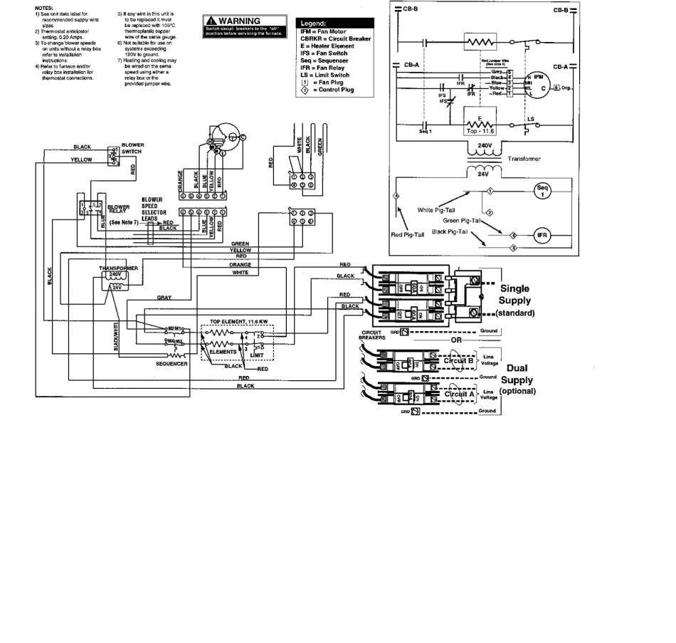 intertherm wiring diagram heat intertherm wiring diagram