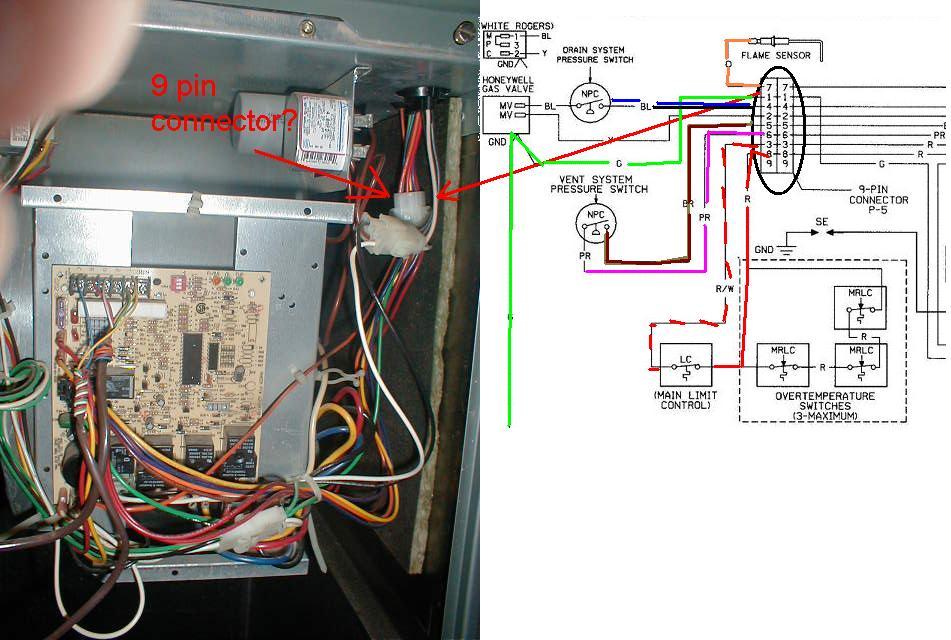 rheem furnace diagram image search results