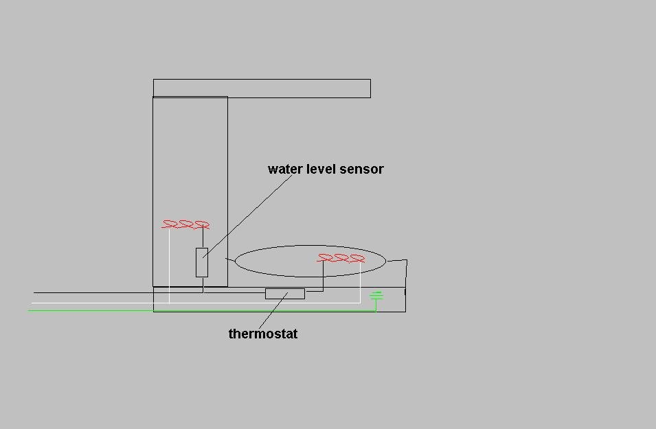 Bunn Coffee Maker Heating Element Problems : BT10-10 Thermofresh electrical schematic needed