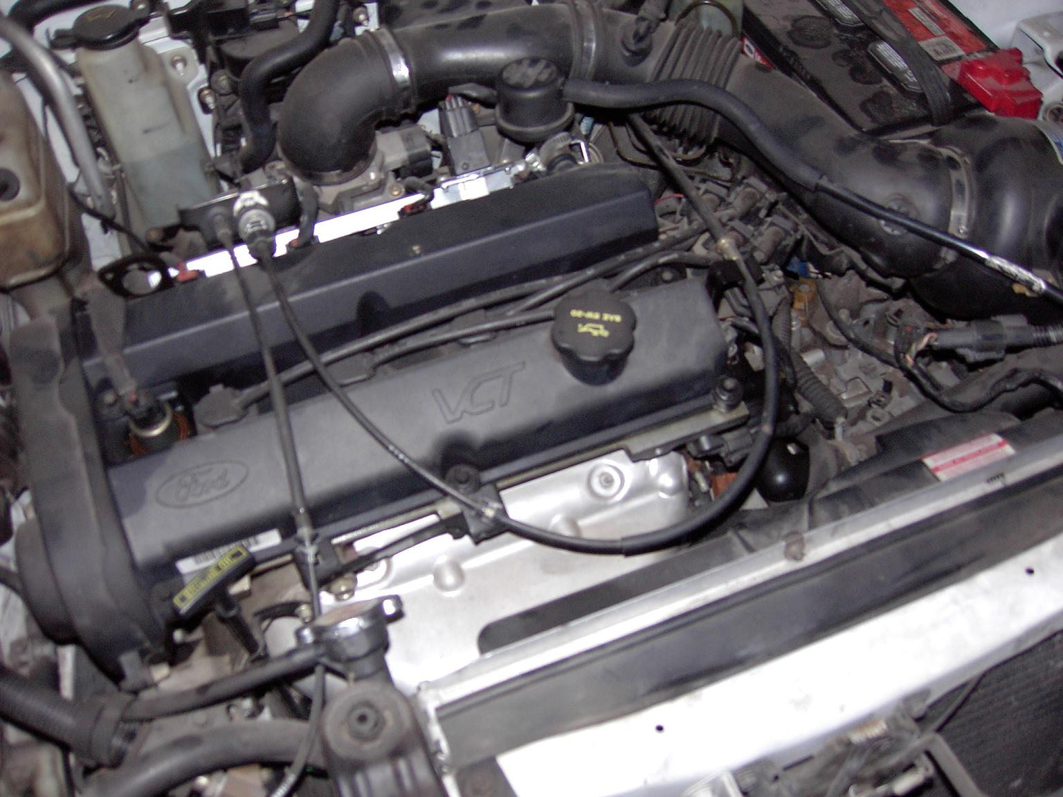 used 2001 ford escort zx2 engine