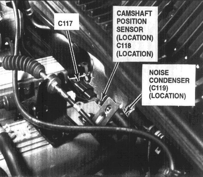 kia sorento camshaft position sensor location  kia  get