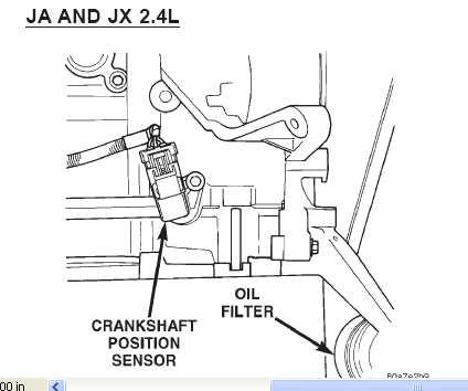 distributor engine speed input circuit