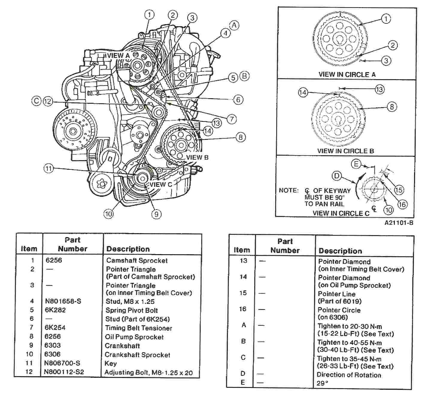 I Have A 1995 Ford Ranger 2 3 Ltr Engine 5