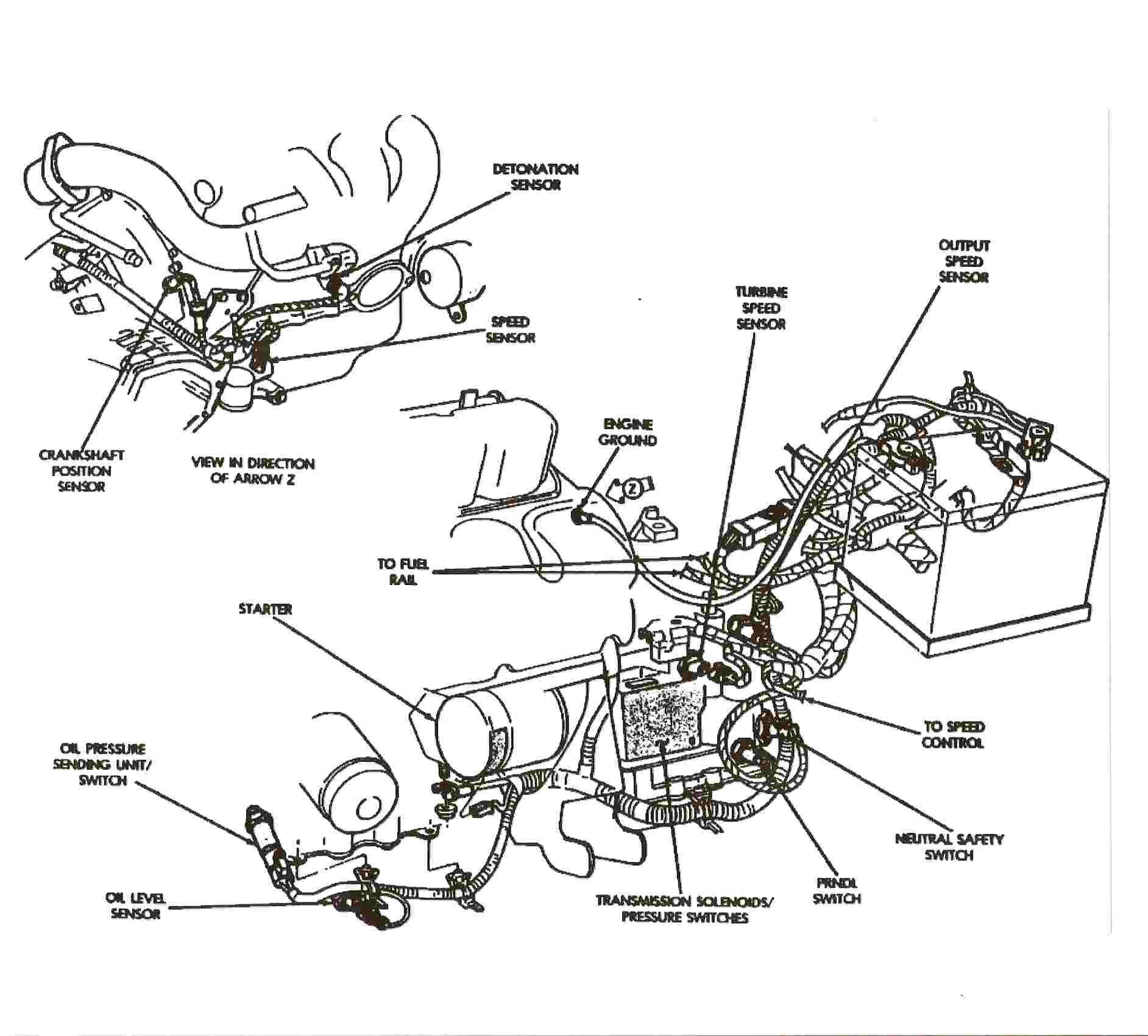 1991 dodge dynasty engine diagram  u2022 wiring diagram for free