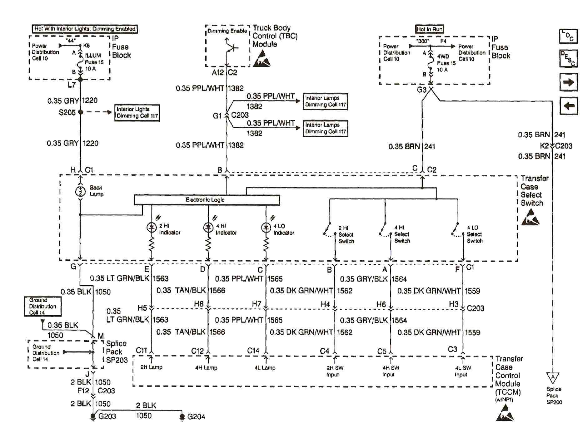 98 Blazer Transfer Case Wiring Diagram Question About Wire 2005 Data Schema Rh 26 Danielmeidl De 4l60e