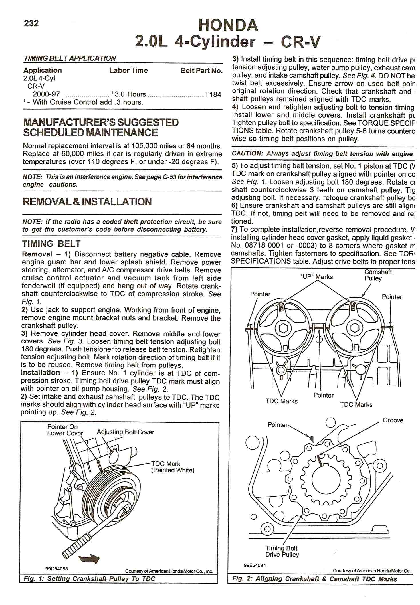 97 Honda Crv Engine Diagram