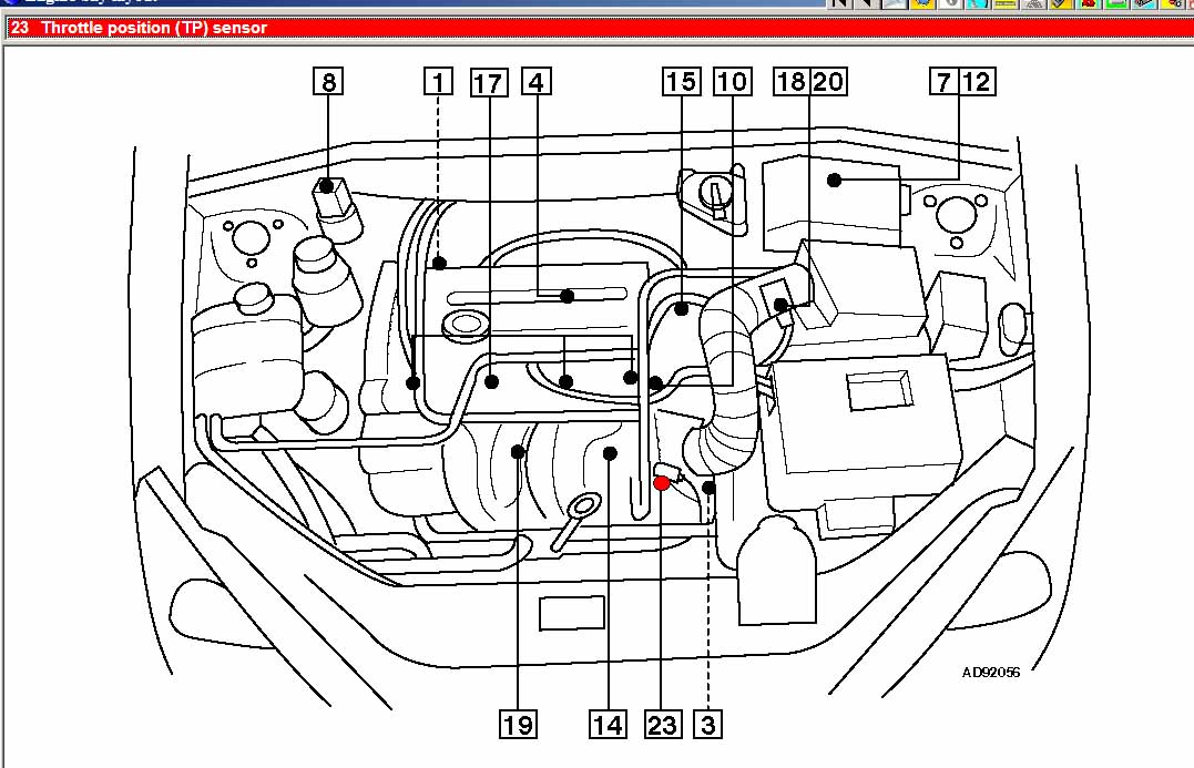 ford fiesta mk fuse box diagram auto wiring  ford  auto