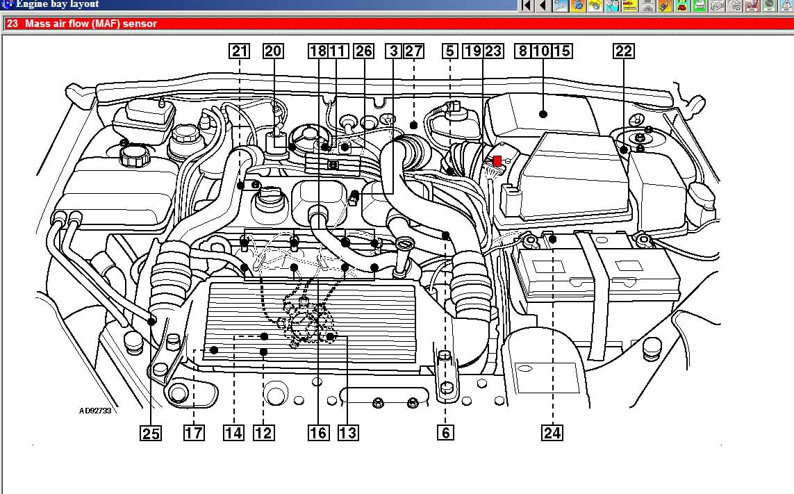 My 55 Reg Ford Focus 20 Tdci Occasionally Stuters And Jerks When Cortina Engine Diagram Graphic
