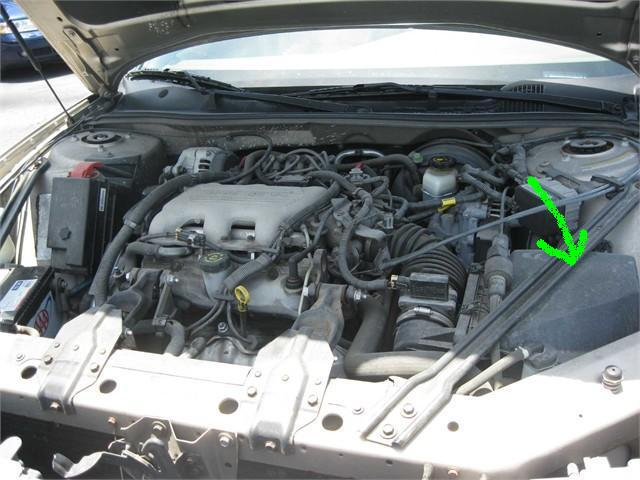 Where Is The Ecm Located In My 1998 Buick Century Customrhjustanswer: Pcm Location On A 2003 Buick Lesabre At Elf-jo.com