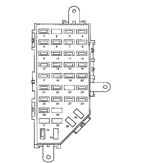 Where Can I Get A Fuse Panel Diagram For 1997 Ford Rangerpickup. Here Are The Diagrams For Under Hood Fuse Relay Box. Ford. 97 Ford Ranger Fuse Box Schematic At Scoala.co