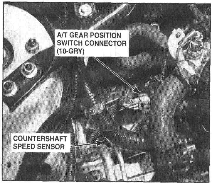 countershaft speed sensor honda accord