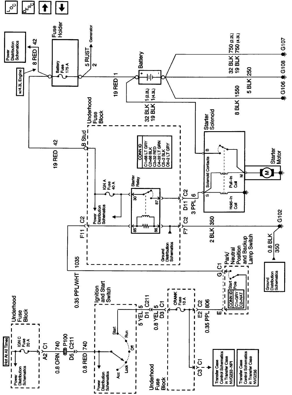 34 2000 Chevy S10 22 Engine Diagram