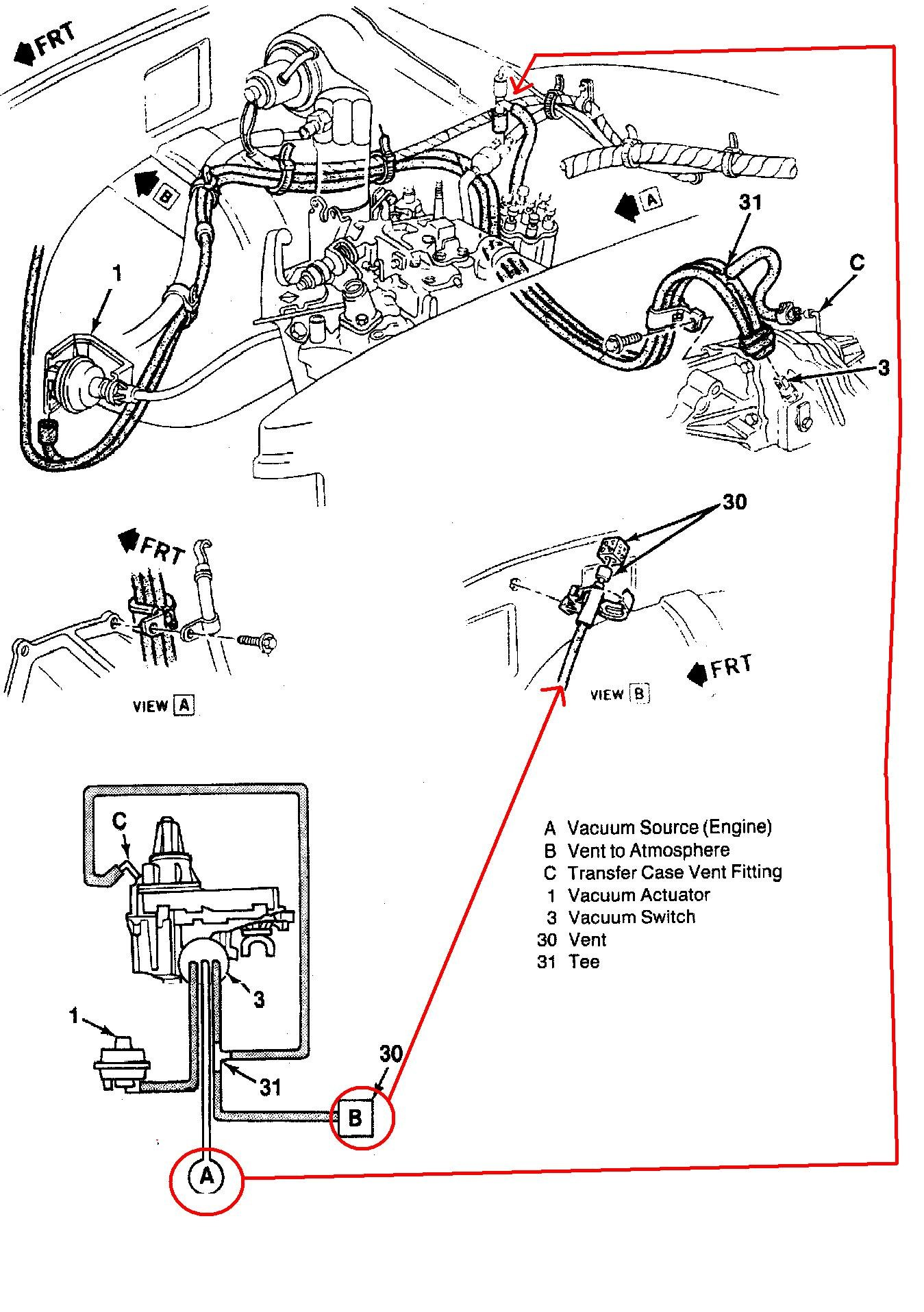 gmc pickup straight 6 engine emmision diagrams see 2004