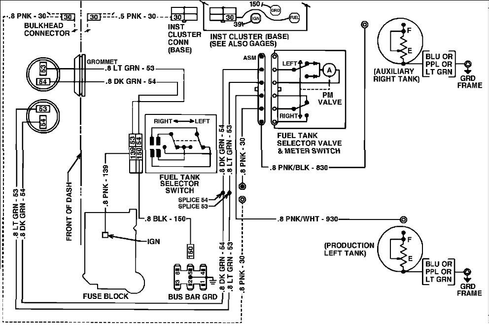 Need A Wiring Diagram For 1983 Chevrolet 1 Ton Dually Pickup