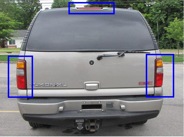 I Have A 2002 Gmc Yukon Xl And The Brake Lights Stay On All The Time Unless The Fuse Is Fulled