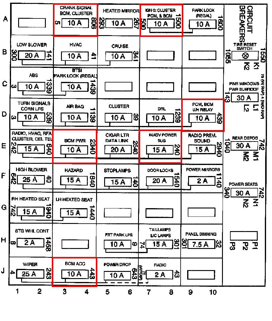Wiring Diagram For Infiniti Fx35 Data Schema 04 Fuse Box 2000 Buick Regal 25 Images 2008