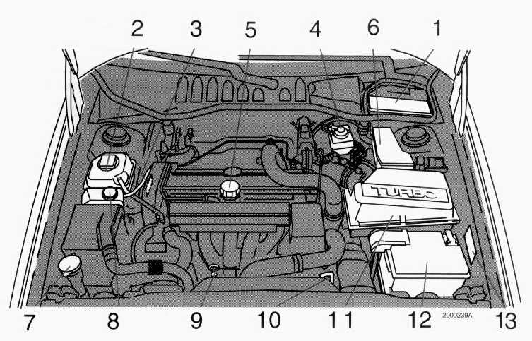 on 2001 Volvo S40 Engine Diagram