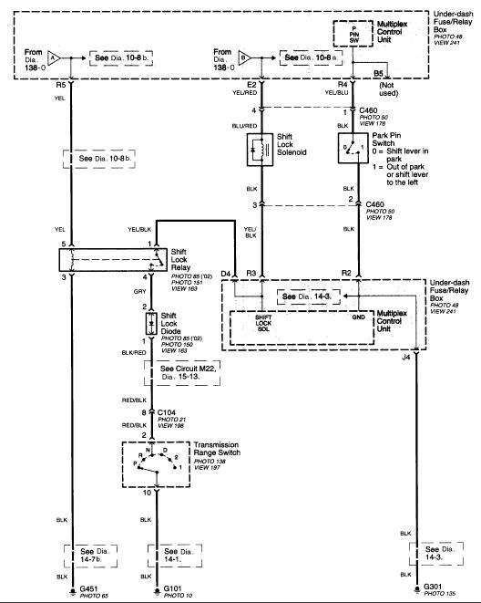 2002 Honda Crv Alarm Wiring Diagram : Honda accord electrical diagram for key release best