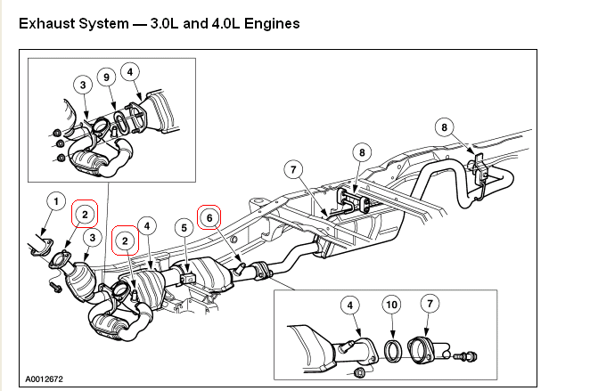How Hard Is It To Replace The Oxygen Sensor On A 2000 Ford Rangerrhjustanswer: 2000 Ford Ranger O2 Sensor Location At Elf-jo.com