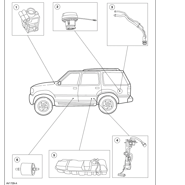 2008 mercury mariner replacement parts diagram  mercury