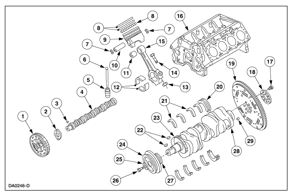 I Need A Free exploded view of gm 4t60e automatic Transmission