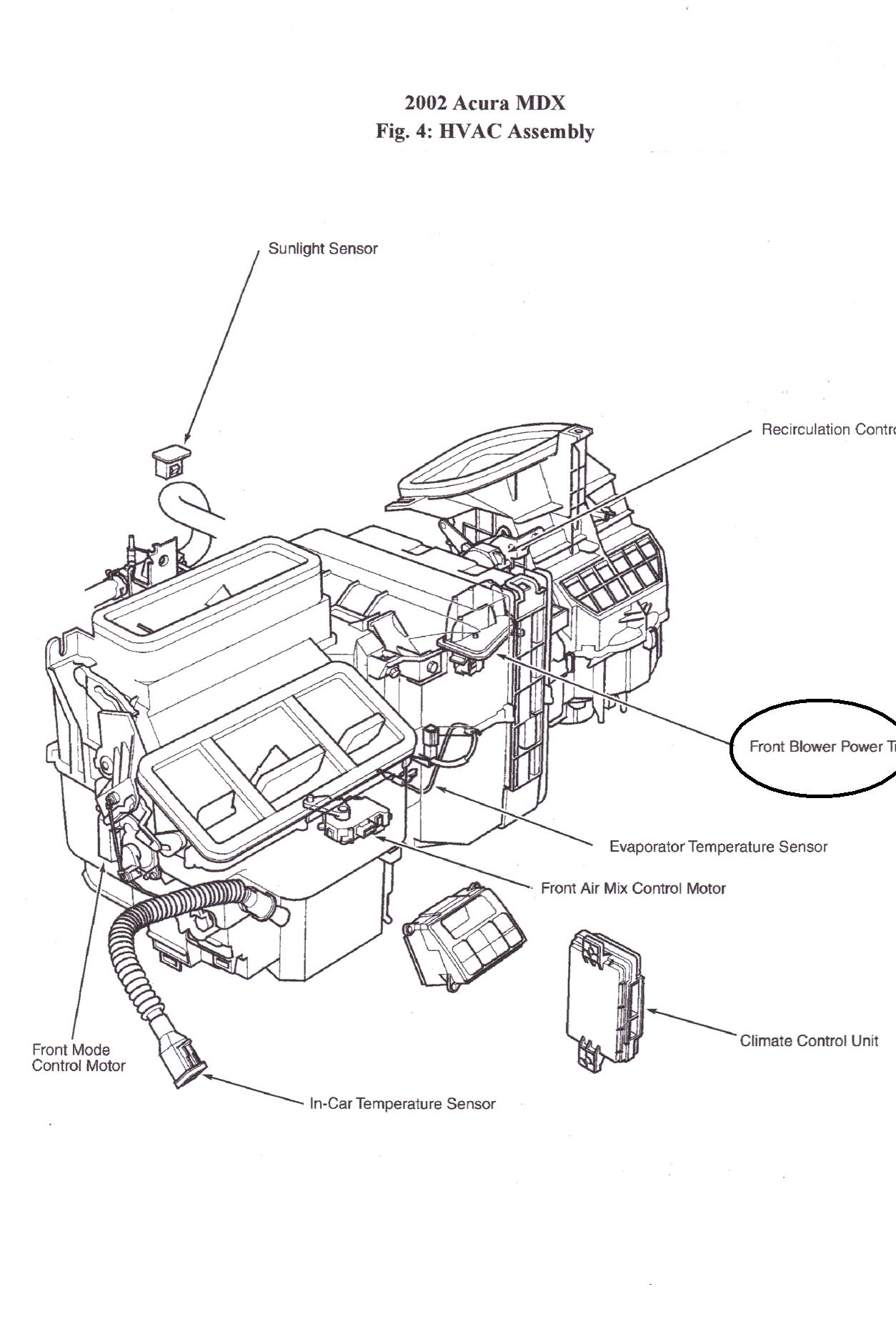 speaker wiring diagram acurazine acura enthusiast